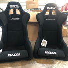 NEW Custom Sparco EVO II / Starwood Performance Seat