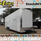 8.5x30 Stacker Race Trailer - Pro Loaded Package - $32,999