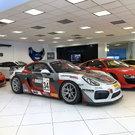 2016 Porsche Cayman GT4 MR