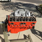 "Chevy 302 ""DZ"" Z/28 engine - authentic"
