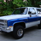 1988 Chevrolet Blazer for Sale $21,500