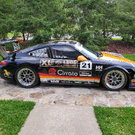 2012 Porsche GT3 Cup New zero hour PMNA Crate Engine low hou