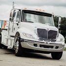2008 INTERNATIONAL 4400 WESTERN HAULER