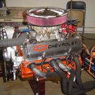 CUSTOM BUILT 350 CHEVY STREET/RACE ENGINE