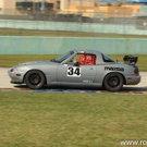 STU 91 MIATA RACECAR