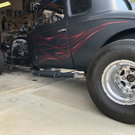 1934 Chevy Ol'Skool Hotrod