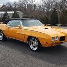 1970 Pontaic GTO Convertible