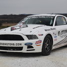 2013 Ford Cobra jet #43 Drag Car