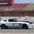 SCCA 2012 Mustang with enclosed 28' trailer