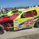 IMCA Modified Harris Chassies - 2 For Sale