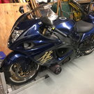 2008 Hayabusa turbo