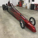 TURN KEY DRAGSTER runs 4.40s 1/8mile