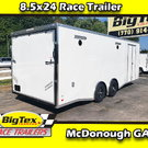 2020 CW 8.5x24 Loaded Race Trailer