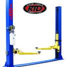 Race Tools Direct 9,000 lb. Capacity, Baseplate 2 Post Lift