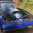 1966 Corvette Sting Ray Drag Car