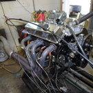 IMCA Stock Car Engine