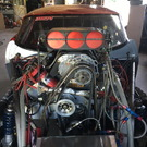 526 Blown alcohol Hemi