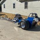 Super Nice Front Motor Hot Rod