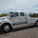 2008 FORD F650 XLT SUPER DUTY