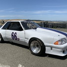 1991 FORD MUSTANG RACE CAR