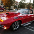 1966 Corvette Pro Street/Drag Car and Trailer For Sale-SoCal