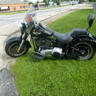 2010 HD Fat Boy Low