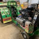 Mini Fever Mini Pulling Tractor