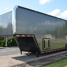 2019 Intech Trailers Gooseneck 38' Sprint Car Trailer - 7000