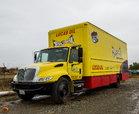 2004 International 26' Box Truck  for sale $25,000