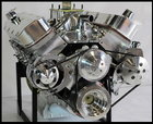 BBC 572 STAGE 8.0 TURN KEY ENGINE, MERLIN IV BLOCK 740hp.  for sale $8,995