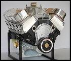 BBC 572 ENGINE, MERLIN IV BLOCK, CRATE MOTOR 740 hp