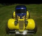 Street Legal Legend Race Car