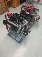 430 & 462 Draime Aluminum Engines
