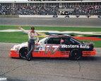 NASCAR #17 Western Auto  for sale $3,500
