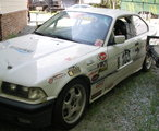 1997 BMW 328IS Chump LeMons Race Car
