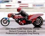 Kawasaki Drag Bike 1428cc