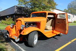 1932 3 Window Ford Coupe