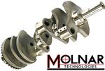 MOLNAR CHRYSLER 426/440, 383/400 CRANKSHAFTS, GEN 3 HEMI AVL
