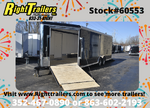 2021 27' RC Enclosed Trailer