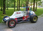 Nance Sprint Car