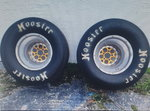 Weld Racing Drag Wheels and Tires