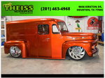 1952 Ford Milk Truck  for sale