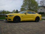 2016 Mustang GT roush super charged