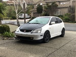 2005 Civic SI EP3 with K24A2 motor and other Goodies