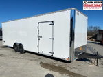 2021 United XLT 8.5X28 Race Trailer Extra Height
