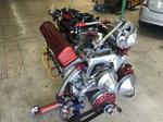 358 9:1 Late Model Dry Sump Motor