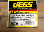 Jegs In-Line Oil Filter