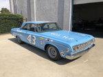 1964 Plymouth Hemi Richard Petty Replica