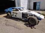 Dirt Modified Race Car