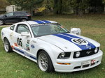 2005 Mustang FR500C #001